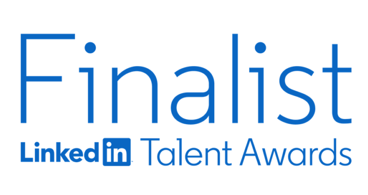 Blue Lynx has been nominated for the LinkedIn Talent awards