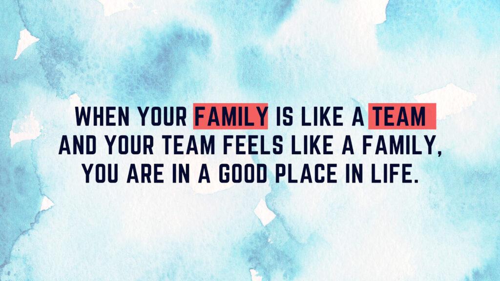 Blue Lynx team feels united like a family