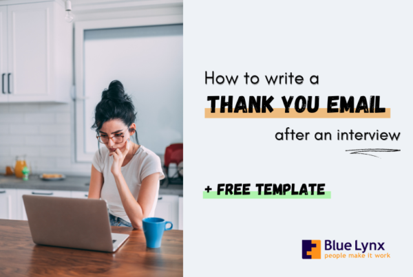 Learn how to write a Thank You Email after your job interview