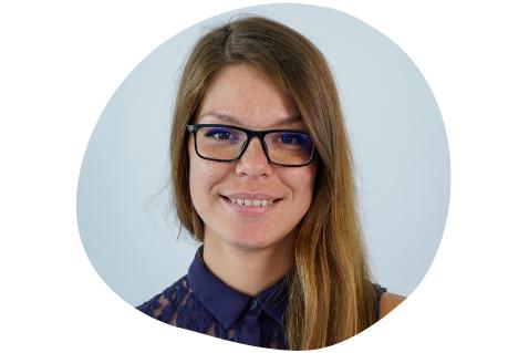 Image of Radina - Senior Finance Assistant at Blue Lynx
