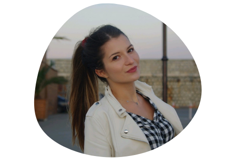 Image of Milena - Content Writer and Digital Marketing Specialist at Blue Lynx
